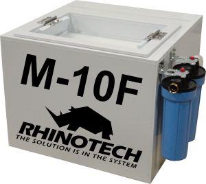 M10F Rhino Logo
