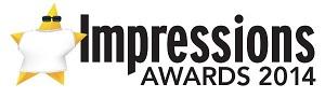 Impressions Award 2014 300
